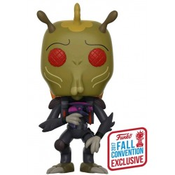 Rick and Morty - Krombopulos Michael NYCC 2017 US Exclusive Pop! Vinyl