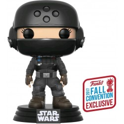 Star Wars: Rogue One - Jyn with Helmet NYCC 2017 US Exclusive Pop! Vinyl