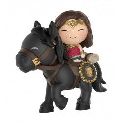 Wonder Woman on Horse Dorbz Ridez