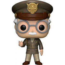Stan Lee - Cameo Captain America: The First Avenger US Exclusive Pop! Vinyl