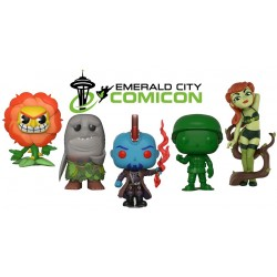 ECCC 2018 Funko Pop Bundle 3 - ONLY 1 IN STOCK