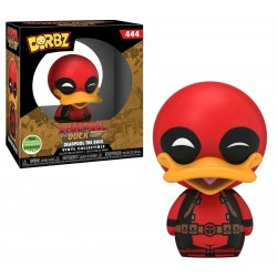 Deadpool - Deadpool the Duck ECCC 2018 US Exclusive Dorbz