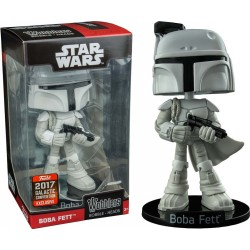Star Wars - Boba Fett Prototype SW Celebration 2017 Wobbler