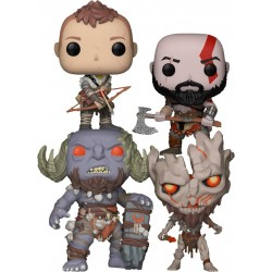 God of War (2018) Funko Pop! Bundle (Pack of 4)