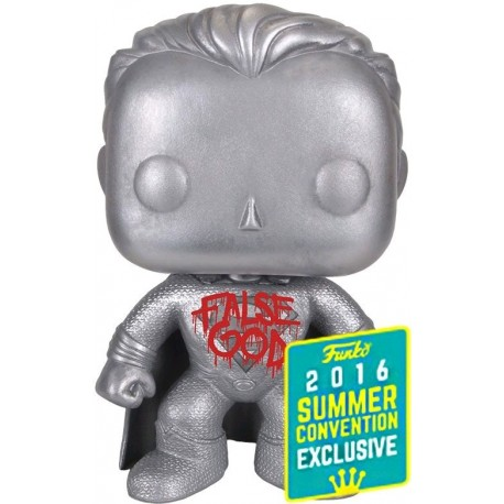 Batman v Superman: Dawn of Justice - Superman False God SDCC 2016 Exclusive Pop! Vinyl Figure