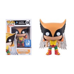 Hawkgirl LOC Stickered Exclusive Funko Pop! Vinyl