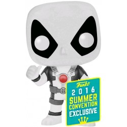 Deadpool - Thumbs Up Black & White SDCC 2016 Exclusive Pop! Vinyl Figure