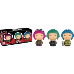 Scott Pilgrim VS The World - Ramona Flowers 3-Pack Dorbz Funko Shop Exclusive LE2500