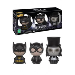 Batman Returns - Batman, Catwoman & Penguin Dorbz Vinyl Figure 3-Pack SDCC 2016