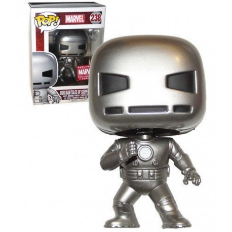 Iron Man (Tales of Suspense #39) MCC Stickered Exclusive Funko Pop! Vinyl