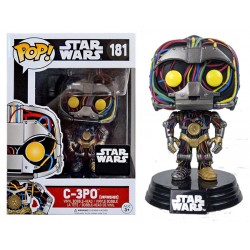 Star Wars C-3PO (Smugglers Bounty Exclusive) Funko Pop!