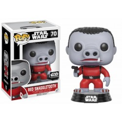 Star Wars Red Snaggletooth (Smugglers Bounty Exclusive) Funko Pop!