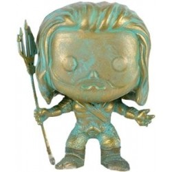 Batman v Superman: Dawn of Justice - Aquaman (Patina) US Exclusive Pop! Vinyl Figure