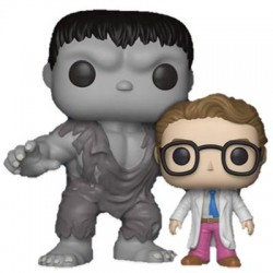 The Hulk & Bruce Banner MCC Exclusive Funko Pop! 2-Pack