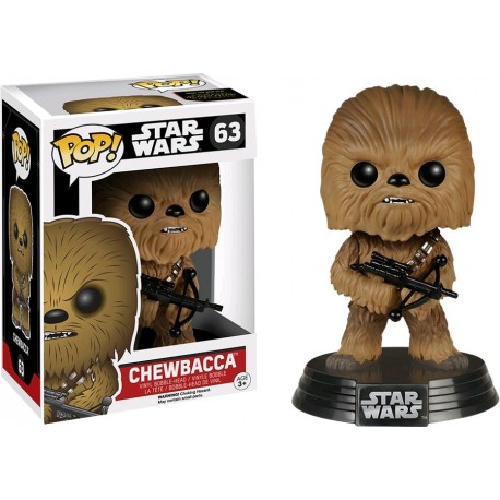 Star Wars - Chewbacca Episode VII The Force Awakens Pop! Vinyl
