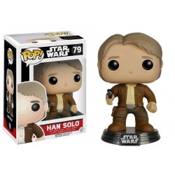 Star Wars - Han Solo Episode VII The Force Awakens Pop! Vinyl