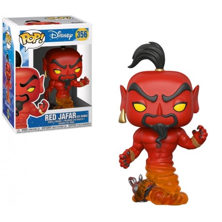 Aladdin - Red Jafar as Genie (with chase) Pop! Vinyl