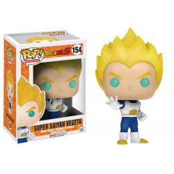 Dragonball Z - Super Saiyan Vegeta Pop! Vinyl Figure