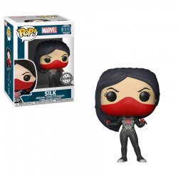 Spider-Man - Silk US Exclusive Pop! Vinyl