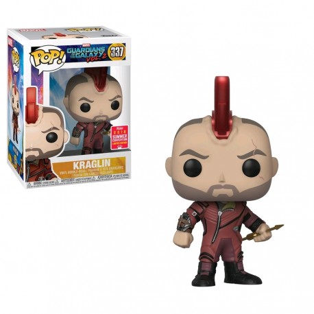 Guardians of the Galaxy: Vol. 2 - Kraglin SDCC 2018 US Exclusive Pop! Vinyl