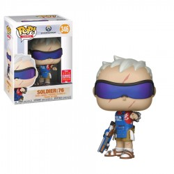 Overwatch - Soldier: 76 Grillmaster SDCC 2018 US Exclusive Pop! Vinyl