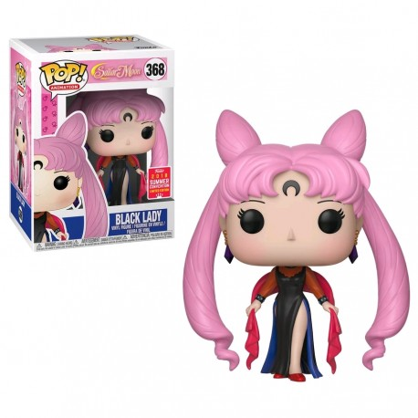 Sailor Moon - Black Lady SDCC 2018 US Exclusive Pop! Vinyl