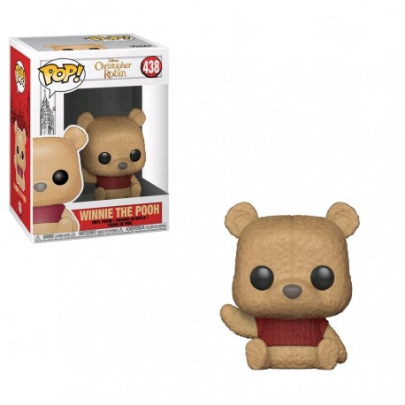 Christopher Robin - Winnie the Pooh Pop! Vinyl