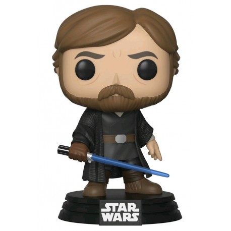 Star Wars - Luke Skywalker Final Battle Pop! Vinyl