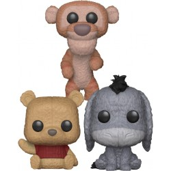 Christopher Robin Pop! Vinyl Bundle (Pack of 3)