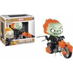 Ghost Rider - Ghost Rider US Exclusive Pop! Ride