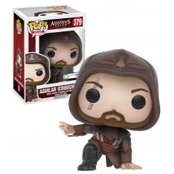 Assassin's Creed - Aguilar (Crouching) Lootcrate US Exclusive Pop! Vinyl