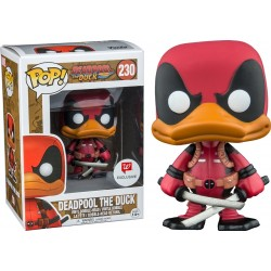 Deadpool the Duck US Exclusive Pop! Vinyl