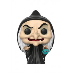 Snow White and the Seven Dwarfs - Witch Pop! Vinyl