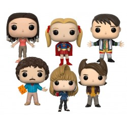 Friends - Funko Pop! Bundle (Pack of 6)