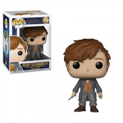Fantastic Beasts 2: The Crimes of Grindelwald - Newt (w/ Chase) Pop! Vinyl
