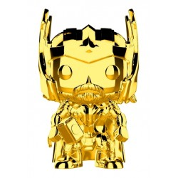 Marvel Studios 10th Anniversary - Thor Gold Chrome Pop! Vinyl