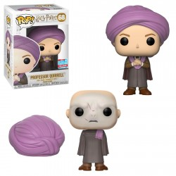 Harry Potter - Professor Quirrell NYCC 2018 Exclusive Pop! Vinyl