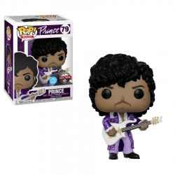 Prince - Purple Rain Diamond Glitter US Exclusive Pop! Vinyl