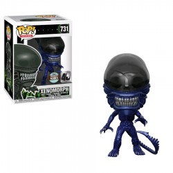 Alien - Xenomorph Blue Metallic 40th Anniversary Specialty Series Exclusive Pop! Vinyl