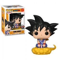 Dragon Ball - Son Goku Pop! Vinyl