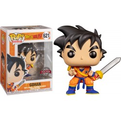 Dragon Ball Z - Young Gohan with Sword US Exclusive Pop! Vinyl