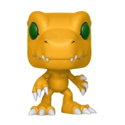 Digimon - Agumon Pop! Vinyl