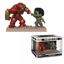 Avengers 2: Age of Ultron - Hulk vs Hulkbuster Movie Moments NYCC 2018 Exclusive Pop! Vinyl