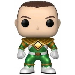 Power Rangers - Tommy Metallic Pop! Vinyl