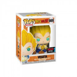 Dragon Ball Z - Vegeta Final Flash NYCC 2019 US Exclusive Pop! Vinyl