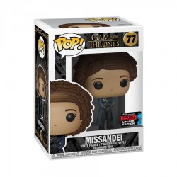 Game of Thrones - Missandei NYCC 2019 US Exclusive Pop! Vinyl