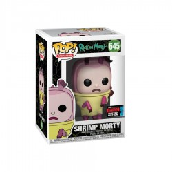 Rick and Morty - Shrimp Morty NYCC 2019 US Exclusive Pop! Vinyl
