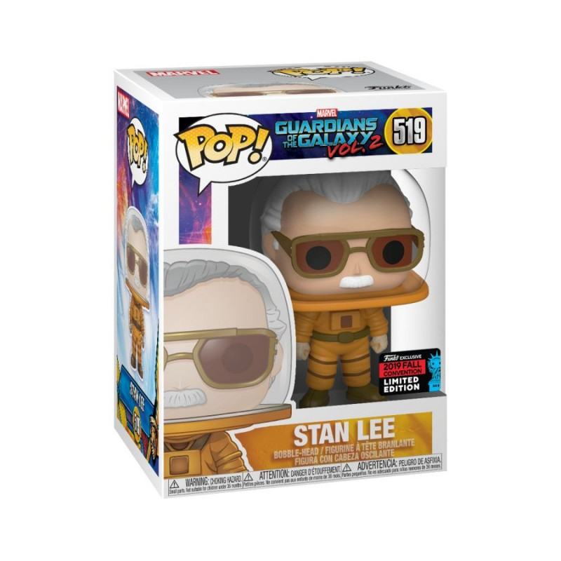Stan Lee - Cameo Guardians of the Galaxy: Vol. 2 Astronaut ...