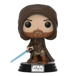 Star Wars - Obi-Wan Kenobi Hooded US Exclusive Pop! Vinyl