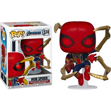 Avengers 4: Endgame - Iron Spider with Nano Gauntlet Pop! Vinyl